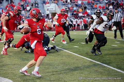 Austin Peay Football continues run for the playoffs when it faces Eastern Kentucky in Richmond this Saturday at noon.