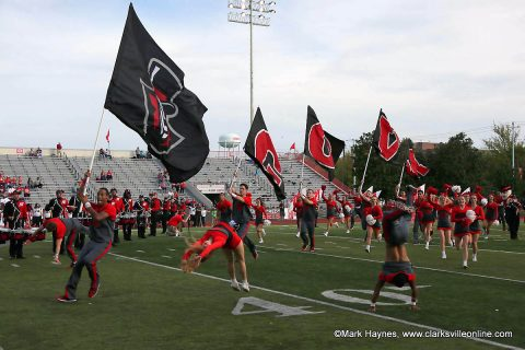 Austin Peay Football's last regular season game at Fortera Stadium to feature recognitions, events and Military Appreciation Day. (APSU Sports Information)