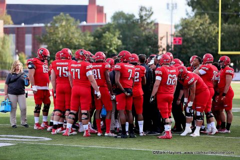 Austin Peay Football not selected by the FCS Playoff Committee for NCAA postseason.