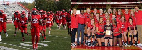 Austin Peay Football and Volleyball look towards OVC Championships.