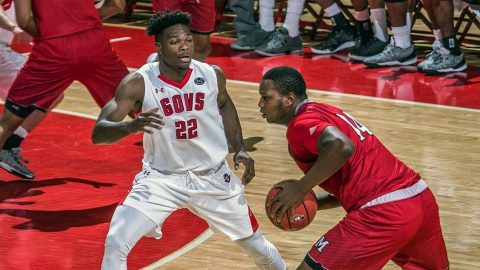 Austin Peay Men's Basketball hit the road Wednesday to take on Oklahoma State at 7:00pm. (APSU Sports Information)