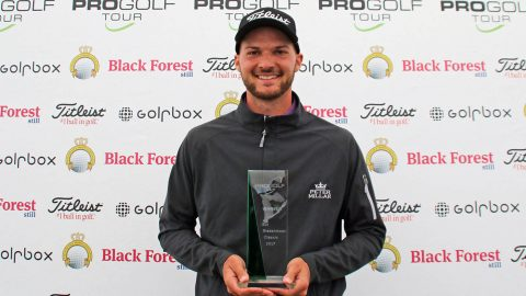 Austin Peay State University Men's Golf Alumni Marco Iten wins the Gut Bissenmoore Classic and was a runner-up in the Starnberg Open, both held in Germany. (APSU Sports Information)