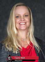 APSU Volleyball head coach Taylor Mott