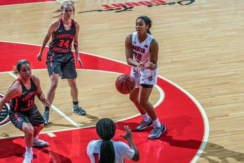 Austin Peay Women's Basketball takes on the Trevecca Trojans Sunday afternoon at the Dunn Center. (APSU Sports Information)