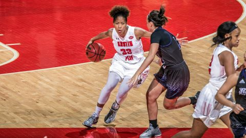 Austin Peay Women's Basketball rides two game winning streak as it heads to Alabama A&M Wednesday for an 11:00am tip off. (APSU Sports Information)