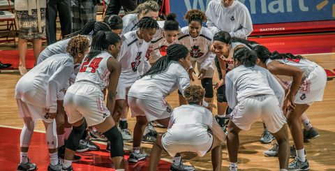 Austin Peay Women's Basketball begins four game homestand when it plays Arkansas-Pine Bluff Wednesday night at the Dunn Center. (APSU Sports Information)