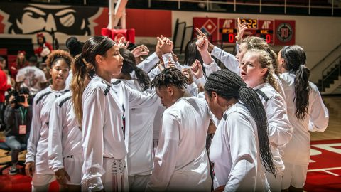 Austin Peay Women's Basketball heads to Indianapolis to take on Butler, Saturday. (APSU Sports Information)