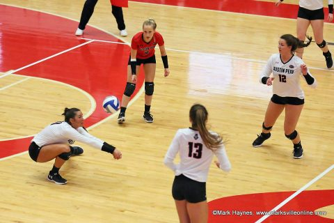 Austin Peay Women's Volleyball takes on Southeast Missouri Thursday at 7:00pm in the first round of the OVC Volleyball Championship at the Dunn Center.
