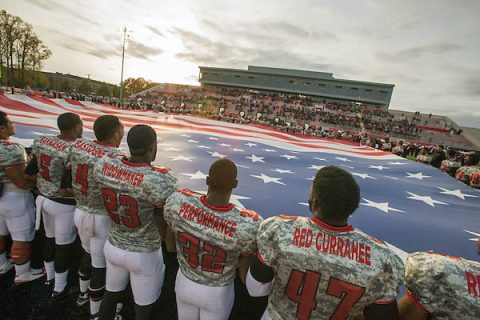 Austin Peay State University honors Military and Veterans during month of November