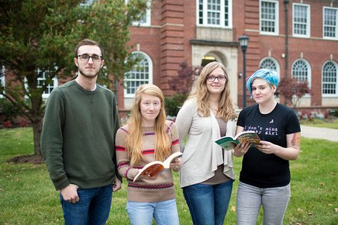 23rd Annual Bread and Words reading to be held at Austin Peay on Monday, November 20th.