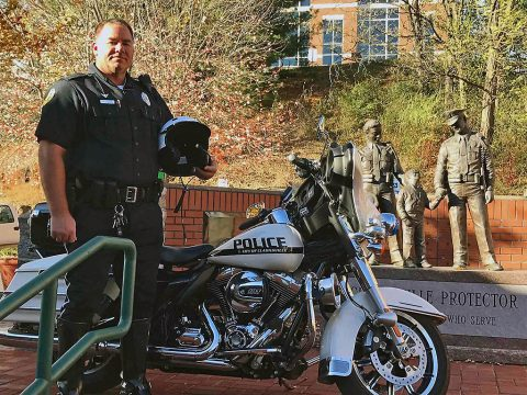 CPD Officer Cody Bergen.