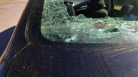 10 vehicles were vandalized over the Thanksgiving Weekend in Clarksville.