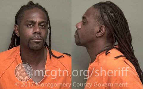 Devone Maurice Clement has been arrested for the break in of a business on Hornberger Lane.