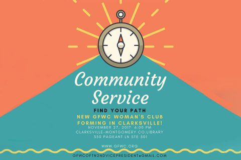 General Federation of Women's Clubs is forming in Clarksville