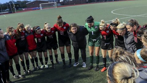 Kelly Guth resigns as head coach of the Austin Peay Women's Soccer team. (APSU Sports Information)
