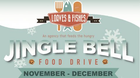 Loaves and Fishes Jingle Bell Food Drive