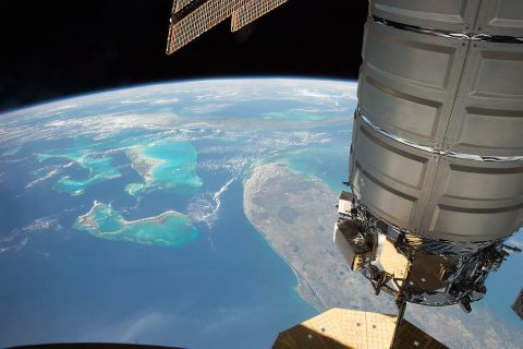 Orbital ATK will launch its Cygnus spacecraft, named the S.S. Gene Cernan, into orbit to bring crew, supplies and equipment to the International Space Station on November 11th. (NASA)