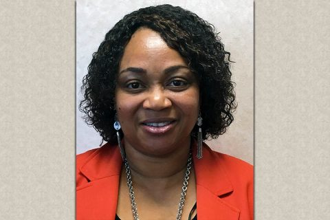 Executive Director of the Clarksville Housing Patricia Tyus.