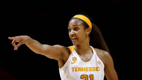 Tennessee Women's Basketball beats James Madison 89-60 Wednesday night at Thompson-Boling Arena. (Tennessee Athletics)