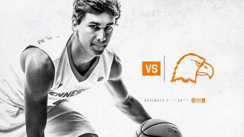 Tennessee Vols begins 2017-18 season with exhibition game against Carson-Newman at Thompson-Boling Arena, Thursday. (UT Athletics Department)