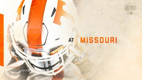 Tennessee Vols set to take on potent Missouri offense in their final regular-season road contest of season. (Tennessee Athletics)