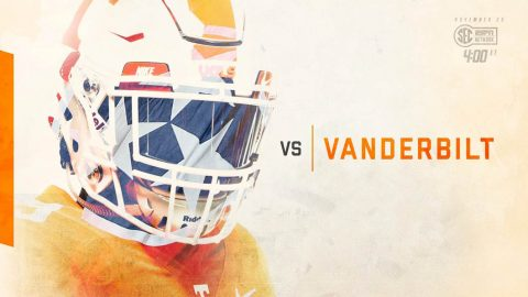 Tennessee Football celebrates Senior Day on Saturday, November 25th honoring the careers of the Vols' 22 seniors who will play their final game in Neyland Stadium. (Tennessee Athletics)