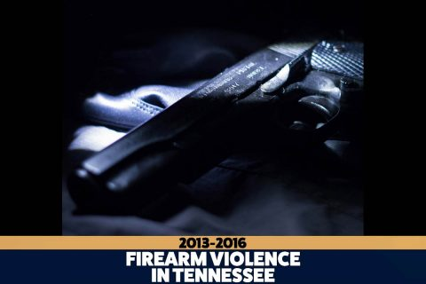 2013-2016 Firearm Violence in Tennessee report