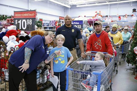 Christmas with a Cop