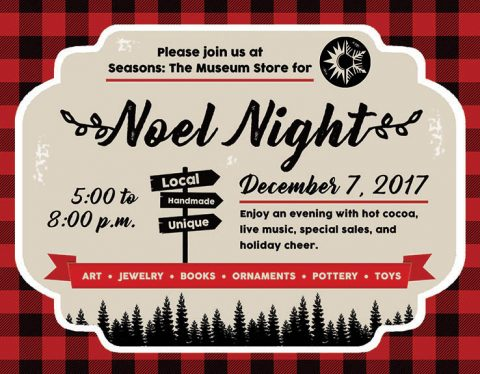 2017 Customs House Museum's Noel Night