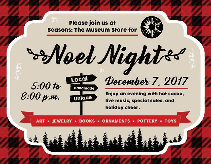 2017 Customs House Museum's Noel Night