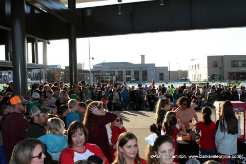 The 3rd Annual SpiritFest, featuring a variety of fun, family-friendly activities, preceded this year's Christmas Parade Saturday.