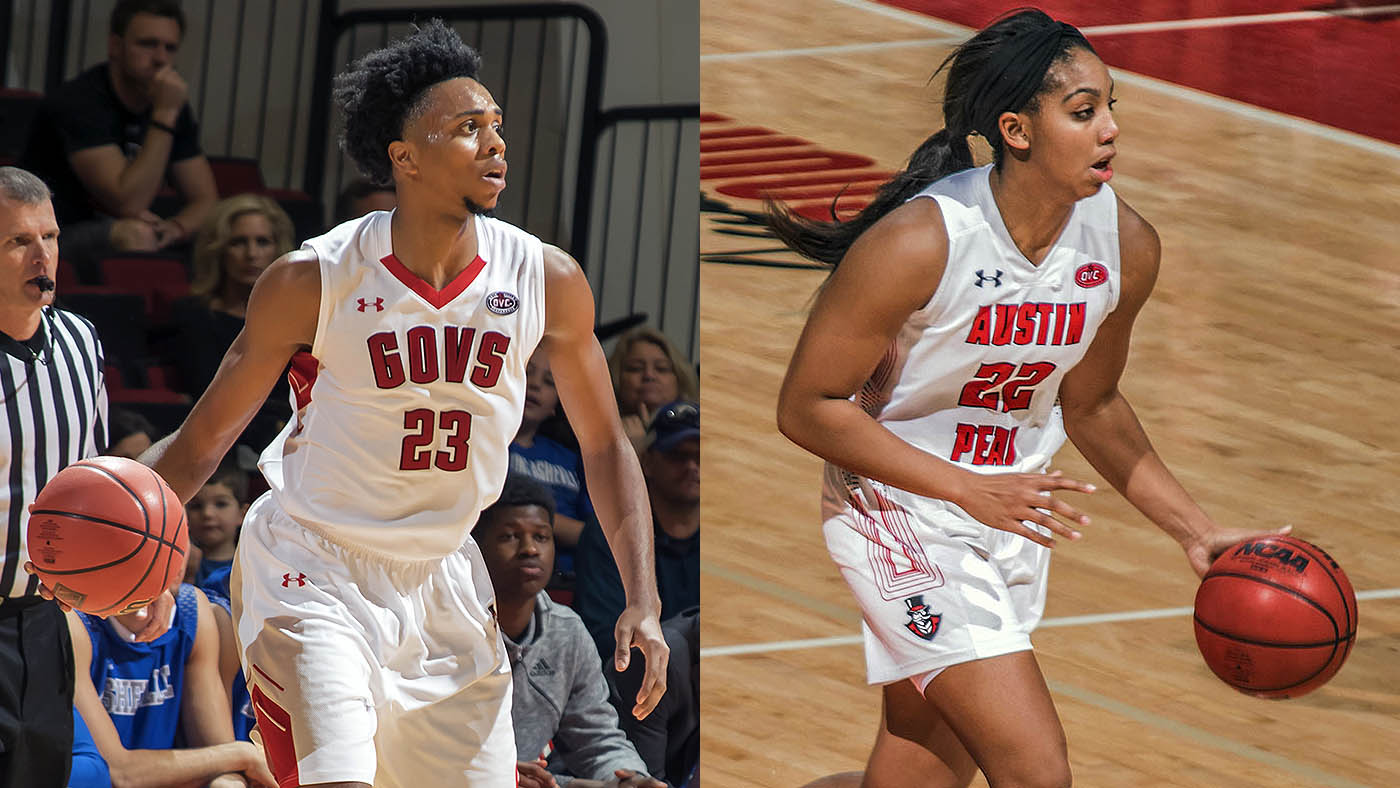Austin Peay Men and Women's Basketball teams have started the 2017-18 season well. (ASPU Sports Information)