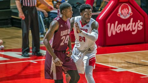 Austin Peay Men's Basketball gets 67-47 win over Alabama A&M Saturday afternoon at the Dunn Center. (APSU Sports Information)