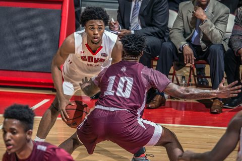Austin Peay Men's Basketball begin two game road trip when it faces Illinois Wednesday at the State Farm Center. (APSU Sports Information)