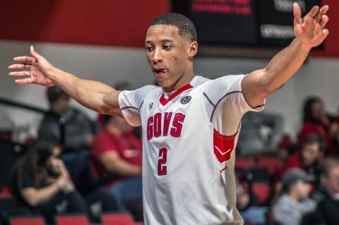 Austin Peay Men's Basketball plays Troy at the Dunn Center Tuesday night. (APSU Sports Information)