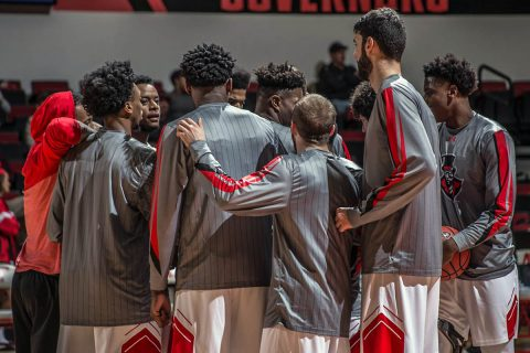 Austin Peay Men's Basketball welcomes Eastern Illinois to the Dunn Center, Saturday. Tip off is at 7:00pm CT. (APSU Sports Information)