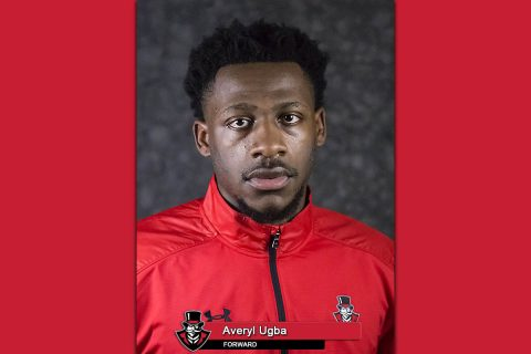 APSU Men's Basketball - Averyl Ugba