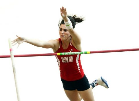 Austin Peay Track and Field opens indoor season at Vanderbilt Indoor Opener Saturday. (APSU Sports Information)