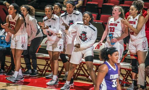 Austin Peay Women's Baskeball travel to Northern Kentucky Tuesday to take on the Norse at 6:00pm. (APSU Sports Information)