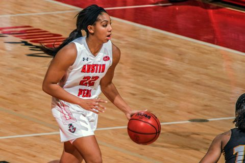 Austin Peay Women's Basketball plays Western Illinois at the Dunn Center Saturday. Tip off is at 2:00pm. (APSU Sports Information)