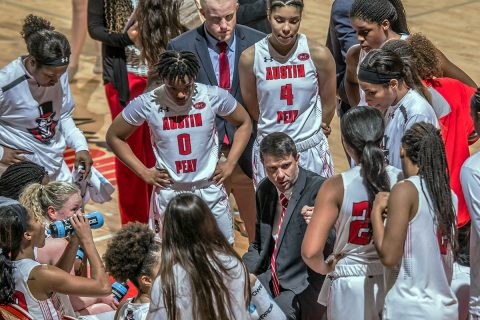 Austin Peay Women's Basketball opens OVC play against SIU Edwardsville Thursday afternoon at the Dunn Center. (APSU Sports Information)