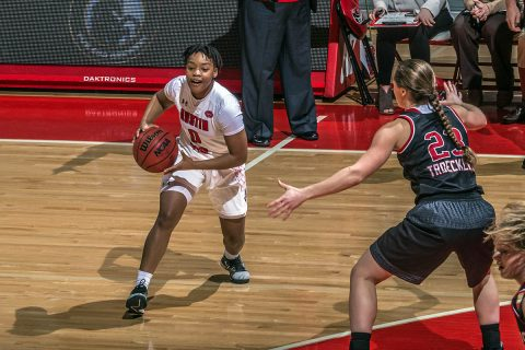 Austin Peay Women's Basketball plays Eastern Illinois Saturday afternoon at the Dunn Center. (APSU Sports Information)