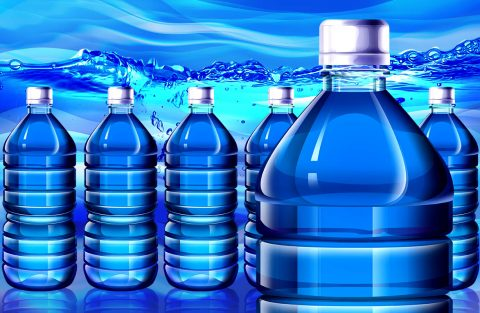 Hyponatremia is a condition that occurs when the sodium level in the blood becomes too low. While there are several possible causes of hyponatremia, a contributing factor is drinking too much water, which is most often seen in those participating in high-intensity activities. Humans lose sodium through sweat, and drinking too much water during those activities can dilute the blood's sodium content.
