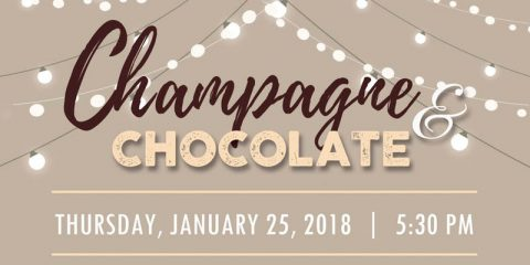 Champagne and Chocolate at the Customs House Museum