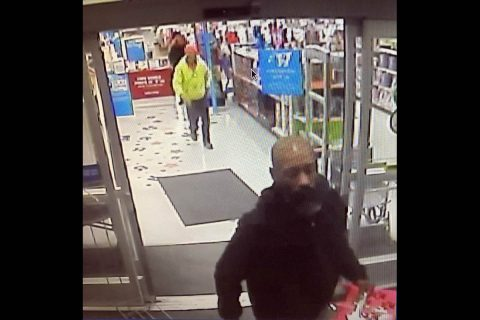 Clarksville Police are trying to identify the person in this photo for aggravated assault and shoplifting.