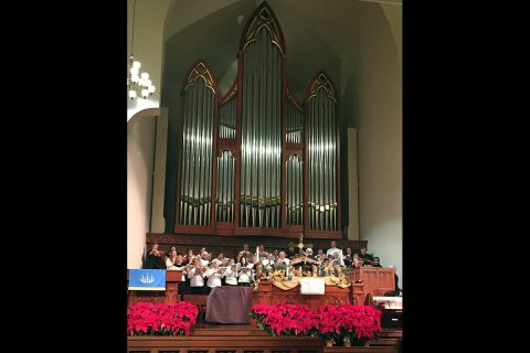 2nd Annual Community Messiah Sing set for Sunday, December 17th at Madison Street United Methodist Church.