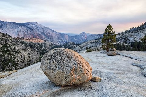 The Sierra Nevada range rose almost an inch during California's recent drought due to loss of water from within fractured rocks. (trailkrum, CC-BY-2.0)