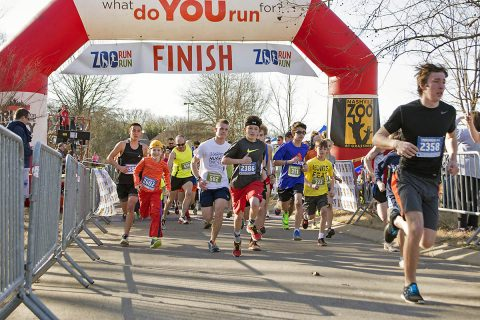 Nashville Zoo Run Run 5k set for January 27th, 2018. (Caitlin Harris)