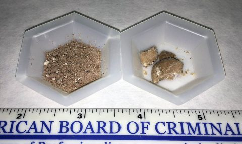 Tennessee Bureau of Investigation received two different pieces of evidence from ongoing drug cases contained a deadly combination of drugs.