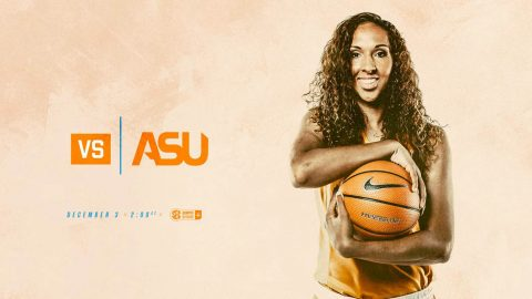 Tennessee Women's Basketball take on Alabama State at Thompson-Bowling Area Sunday at 1:00pm CT. (Tennessee Athletics)